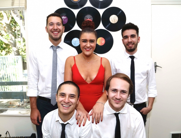 Boogie Knights Cover Band Sydney - Music Bands - Wedding Singers