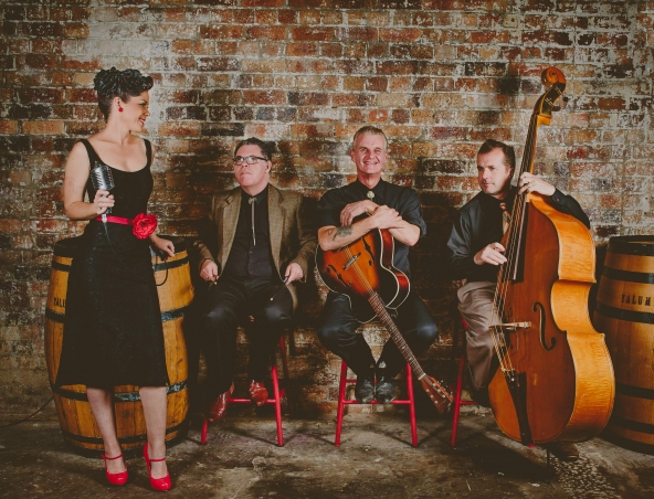 Brisbane Rockabilly Band A - Cover Bands Brisbane - Musicians Singers