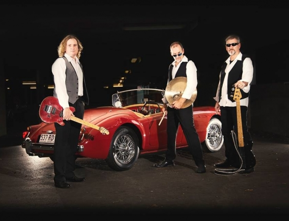 Cool Cats Trio Brisbane Cover Bands