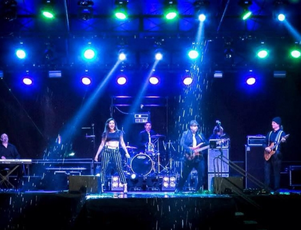 City Groove Cover Band Brisbane - Musicians Hire - Wedding Bands